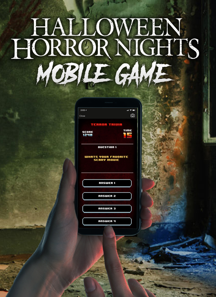 Halloween Horror Nights™ Mobile Game (2019)