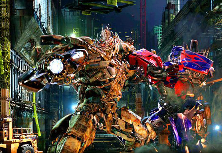 TRANSFORMERS™: The Ride-3D